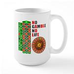 Roulette2 Large Mug