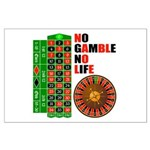 Roulette2 Large Poster