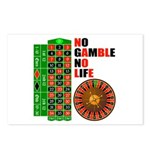 Roulette2 Postcards (Package of 8)