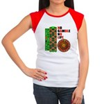 Roulette2 Women's Cap Sleeve T-Shirt