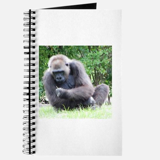 I LOVE GORILLAS Journal