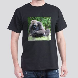 I LOVE GORILLAS Dark T-Shirt