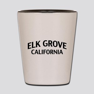 Elk Grove California Shot Glass