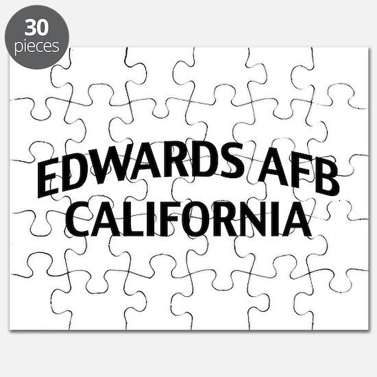 Edwards AFB California Puzzle