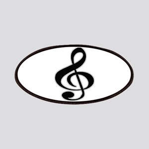 Treb Clef Patches
