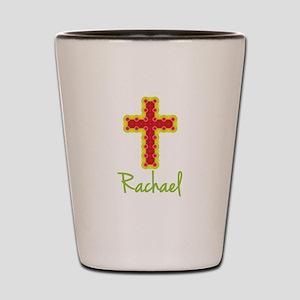 Rachael Bubble Cross Shot Glass