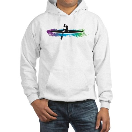 Kayak Simple Hooded Sweatshirt