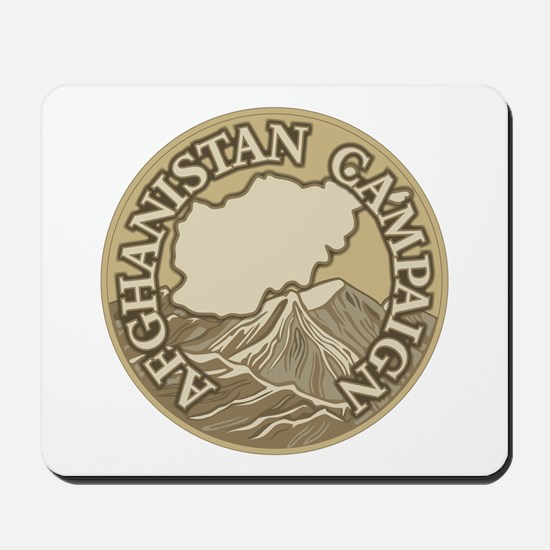 Afghanistan Campaign Mousepad