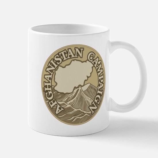 Afghanistan Campaign Mug
