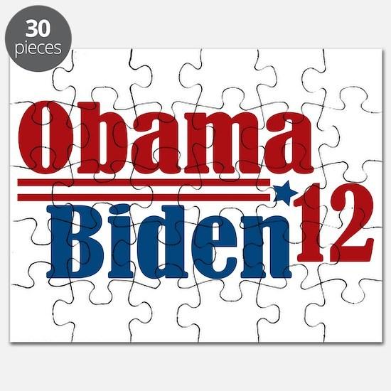 Obama Biden 2012 Puzzle