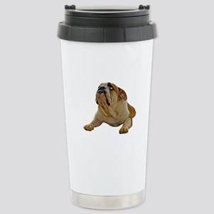 Bulldog Stainless Steel Travel Mug