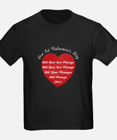 Our 1st Valentine's Day T