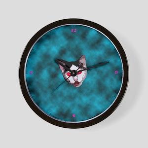 LabRat Pucker Up Wall Clock