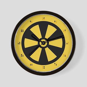 Nuklock Nuclear Clock Wall Clock