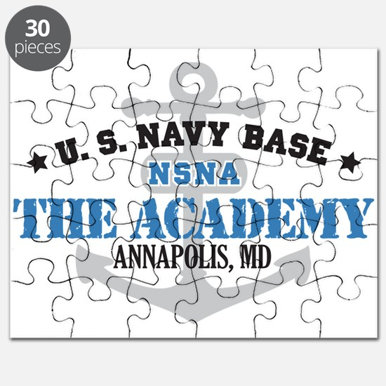 US Navy Academy Base Puzzle