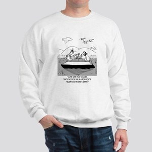 Game Dog Plays Chess Sweatshirt