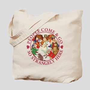 People Come and Go Tote Bag