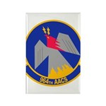 964th AACS Rectangle Magnet