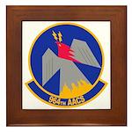 964th AACS Framed Tile