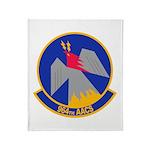 964th AACS Throw Blanket