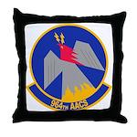 964th AACS Throw Pillow