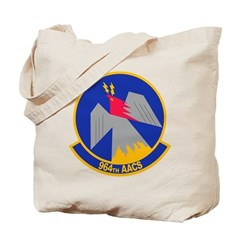 964th AACS Tote Bag