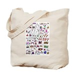 Harry Potter's Adventures Tote Bag