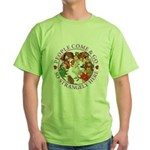 People Come and Go Green T-Shirt