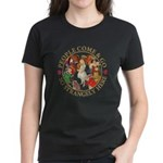 People Come and Go Women's Dark T-Shirt
