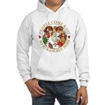 People Come and Go Hooded Sweatshirt