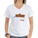Lake Oswego High School Women's V-Neck T-Shirt