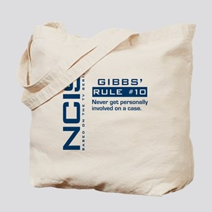 NCIS Gibbs' Rule #10 Tote Bag