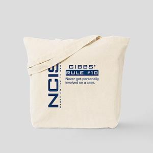NCIS Gibbs' Rule #10 Tote Bag