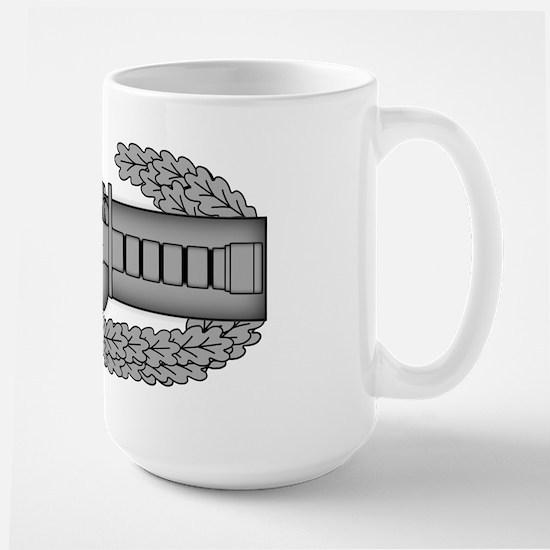 Combat Action Badge Large Mug