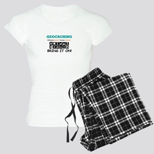 Bring it On! white Women's Light Pajamas
