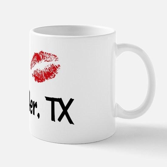 Kiss Me: Tyler Mug