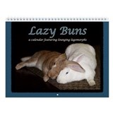 Bunny Wall Calendars