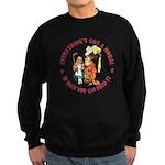 Everything's Got a Moral Sweatshirt (dark)