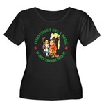 Everything's Got a Moral Women's Plus Size Scoop N