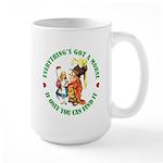 Everything's Got a Moral Large Mug