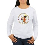 Everything's Got a Moral Women's Long Sleeve T-Shi