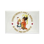 Everything's Got a Moral Rectangle Magnet (10 pack