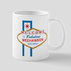 Welcome to Fabulous Weehawken Mug