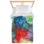 Breach of Containment Twin Duvet Cover