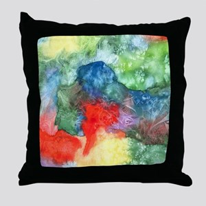 Breach of Containment Throw Pillow