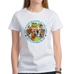 She is Too Blonde Women's T-Shirt