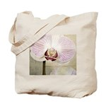 Pink Orchid Petal Tote Bag