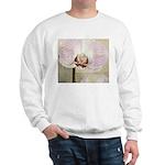 Pink Orchid Petal Sweatshirt