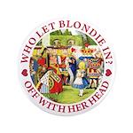 Who Let Blondie In? 3.5