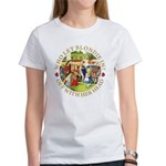 Who Let Blondie In? Women's T-Shirt